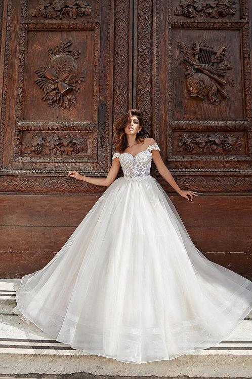 Свадебное платье 19004 Lina