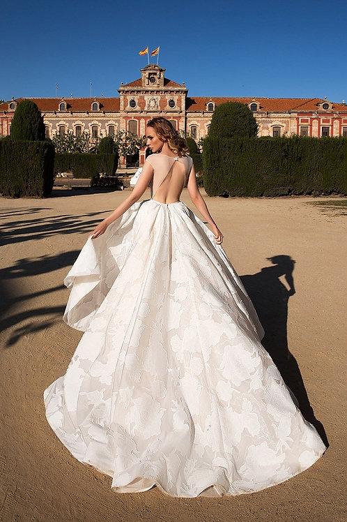 Свадебное платье 01133 Montjuic