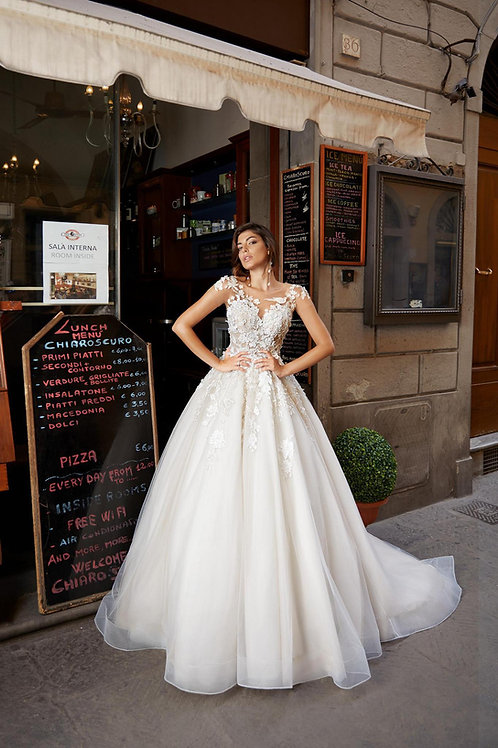 Свадебное платье 19008 Michelle