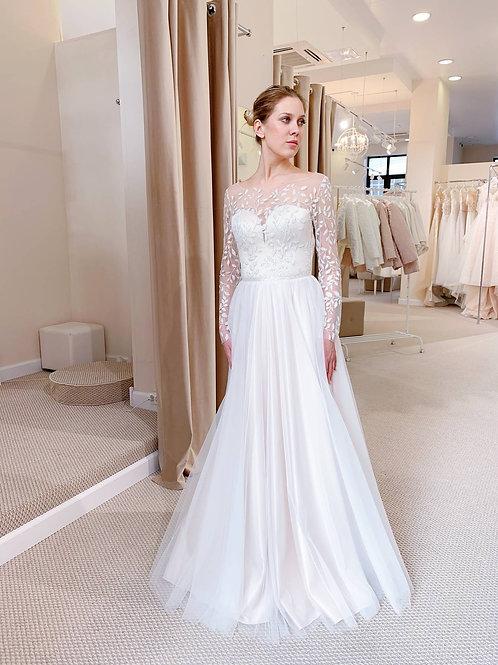 Свадебное платье Moon (корсет)