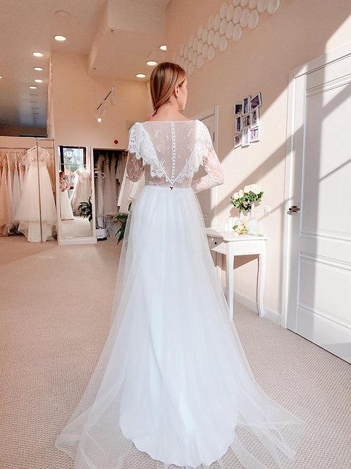 Свадебное платье Bohemia