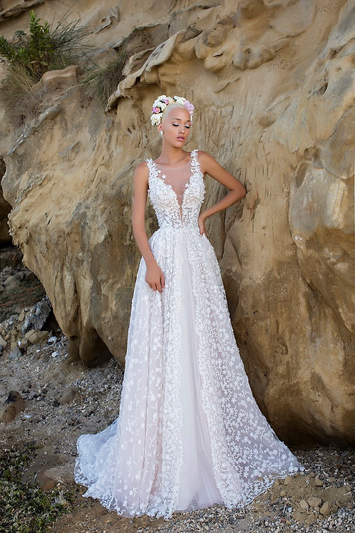 Свадебное платье 08071