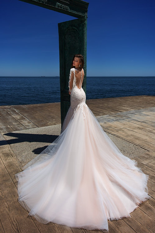 Свадебное платье 01156 Thais Mancinella