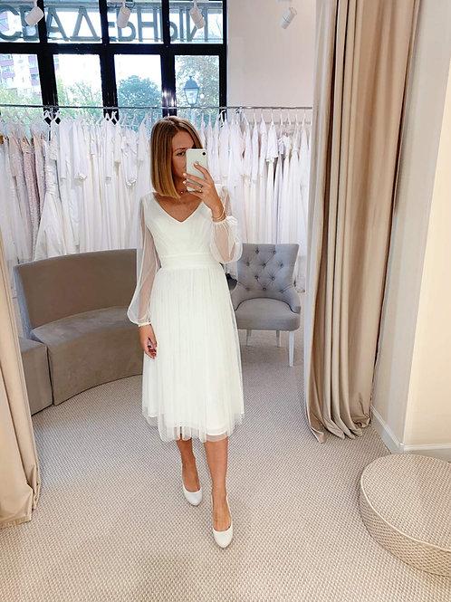 Свадебное платье Lima midi