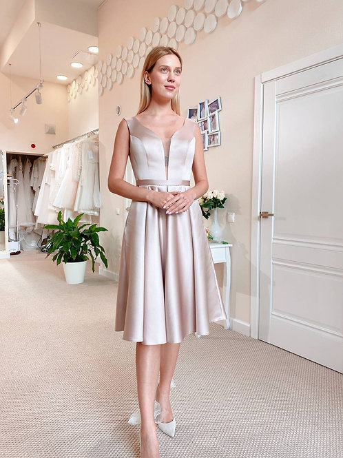 Свадебное платье Marsel Midi