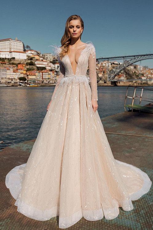 Свадебное платье Vilena
