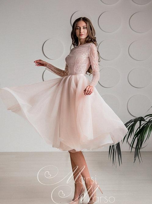 Свадебное платье Brilliance Midi