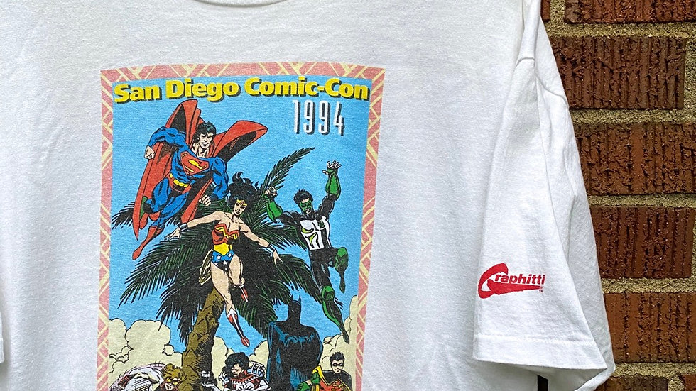 1994 San Diego Comic Con Tee