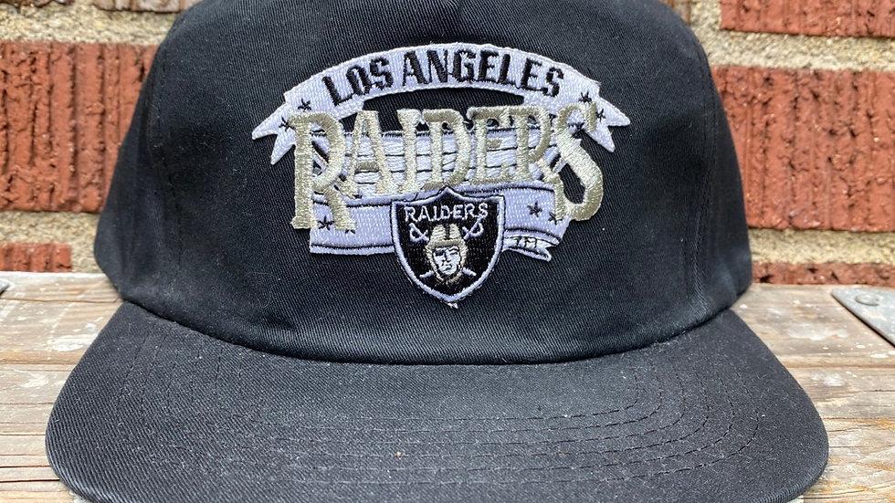 90's Los Angeles Raiders Snapback