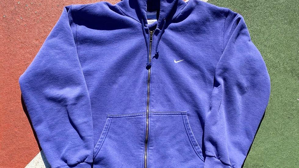 Made In USA Nike Mini Swoosh Zip Up