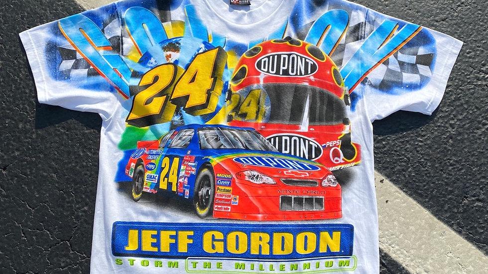 2000 Jeff Gordon All Over Print