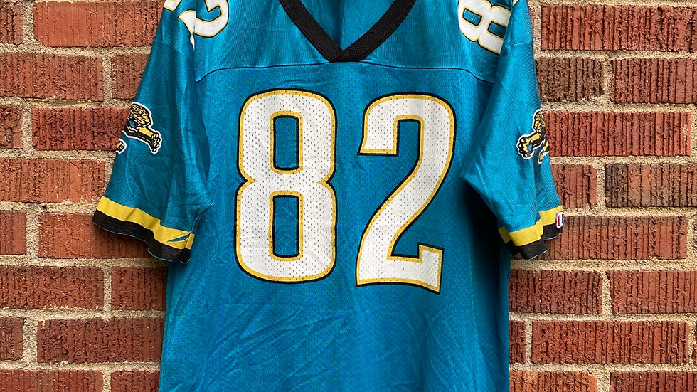 Jimmy Smith Jacksonville Jaguars Jersey Size 48