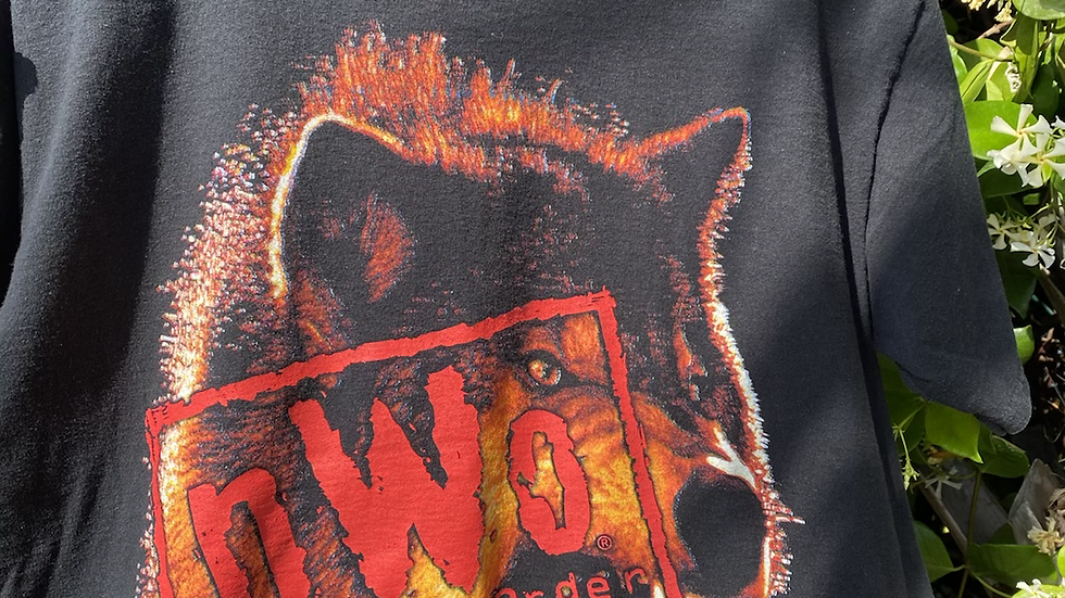 1998 NWO Wolf Tee