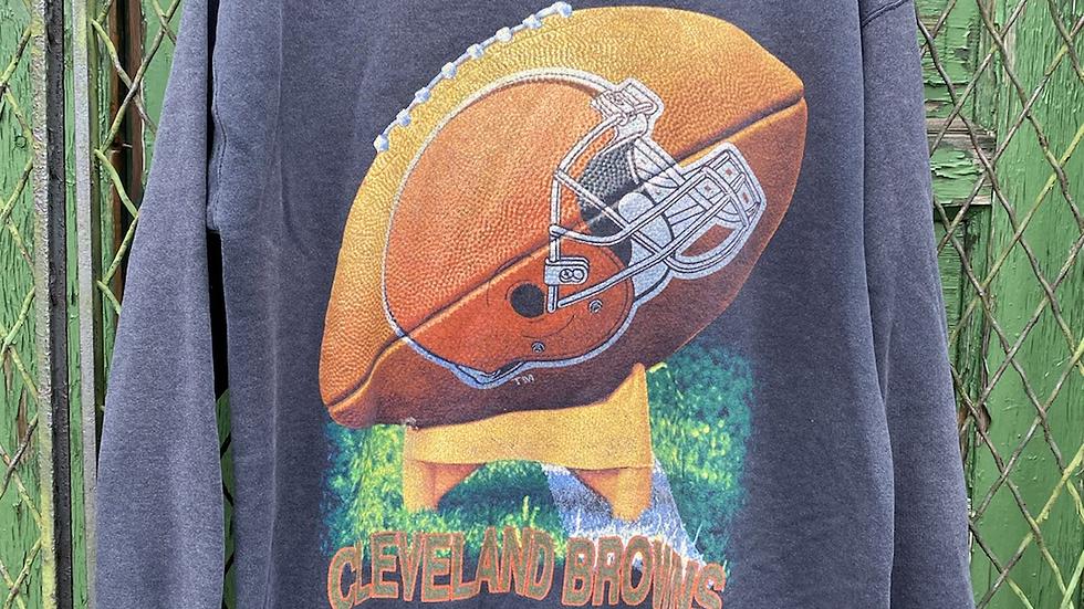 90's Cleveland Browns Crewneck