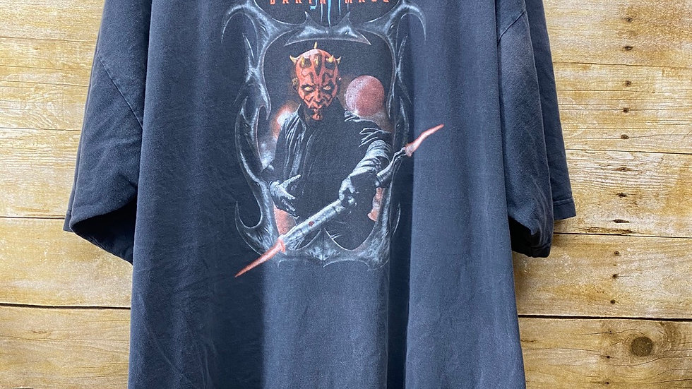 Faded Darth Maul Tee