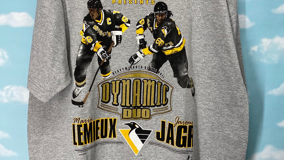Dynamic Duo Penguins Tee