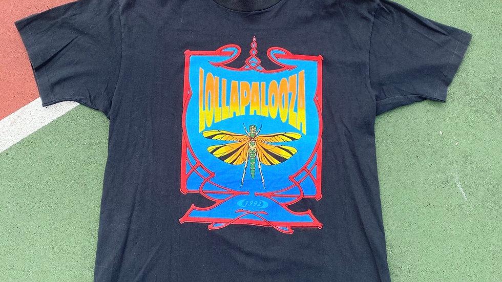 1992 Lollapalooza Tee