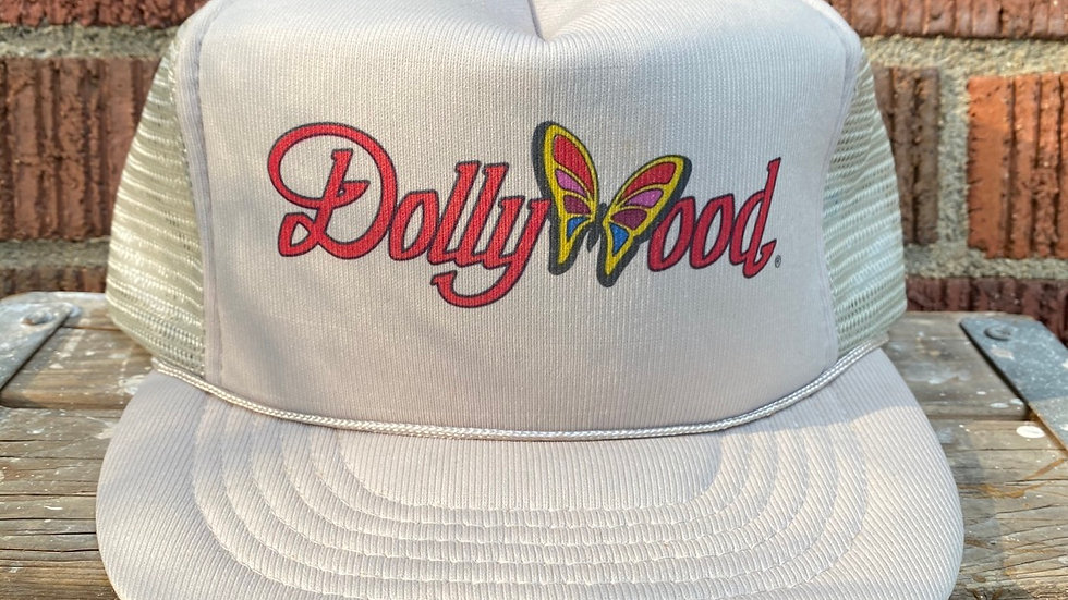 Dollywood Trucker Hat