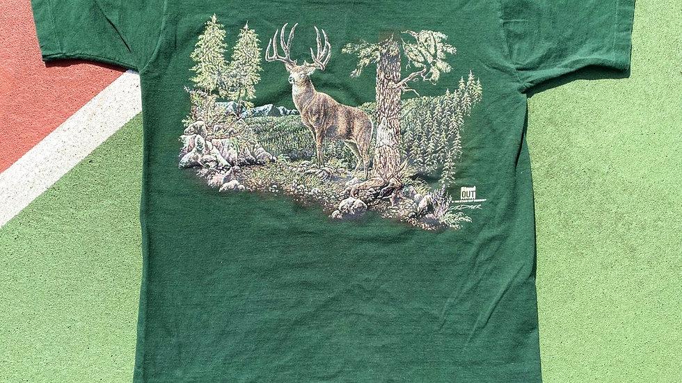 1996 Green Deer Tee