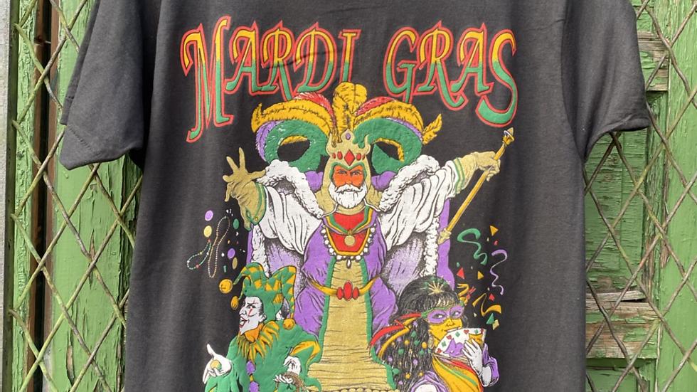 80's Mardi Gras Tee