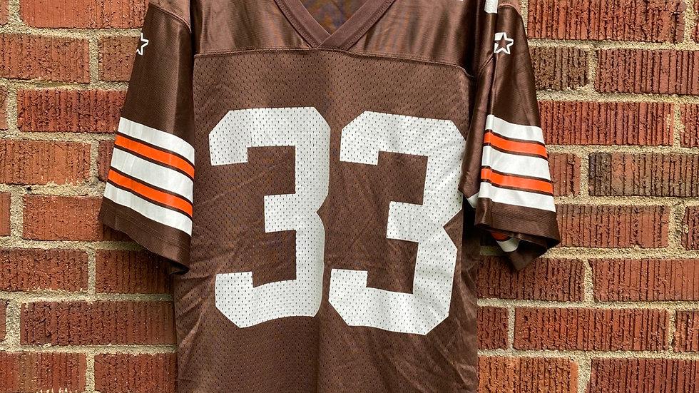 Cleveland Browns Daylon McCutcheon Starter Jersey Size 46