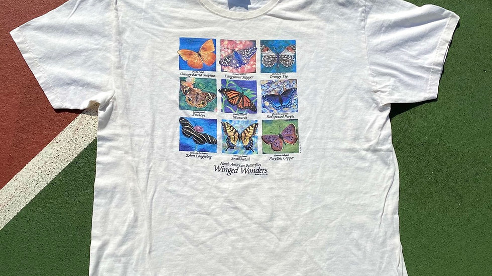 Winged Wonders Butterly Tee