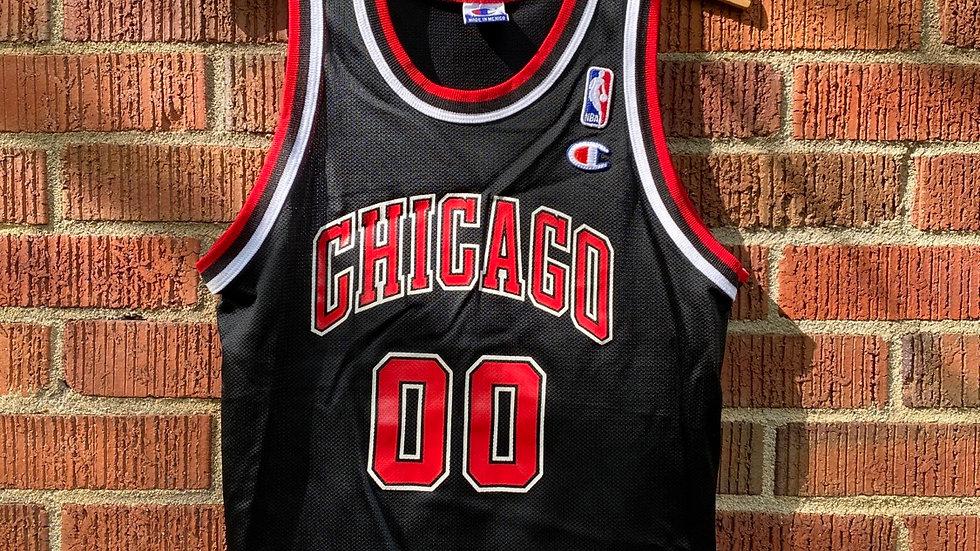 Chicago Bulls #00 XXS Jersey