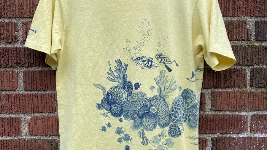 1984 Aqualife Tee