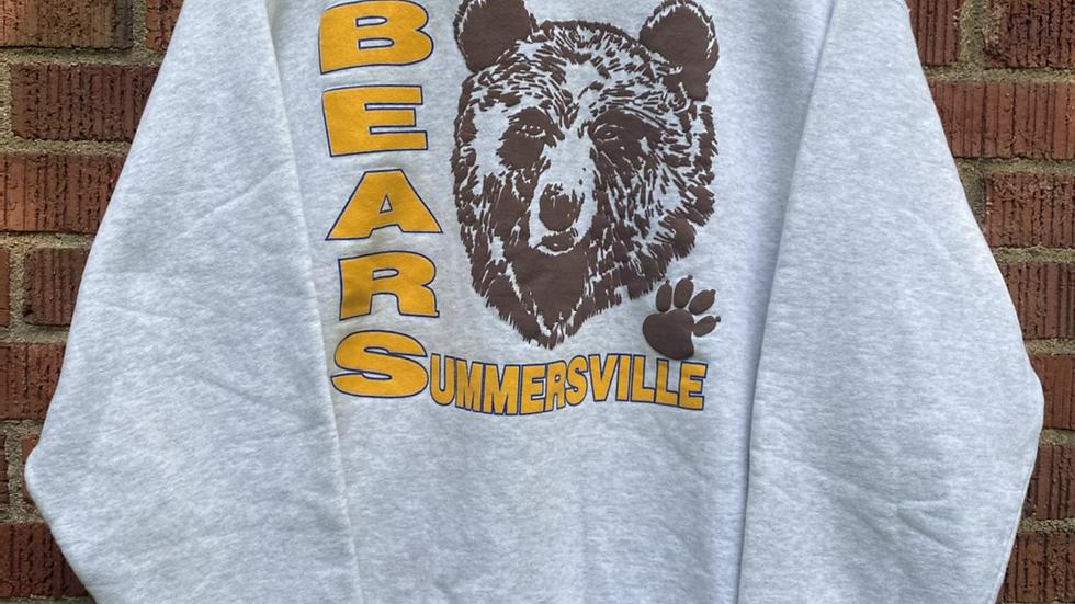 Summersville Bears Crewneck