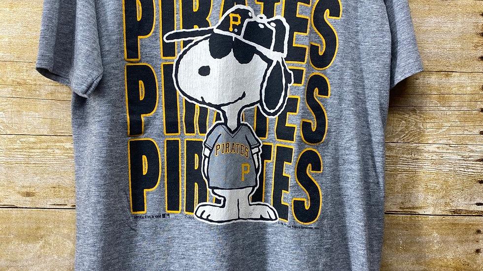 Snoopy Pirates Tee