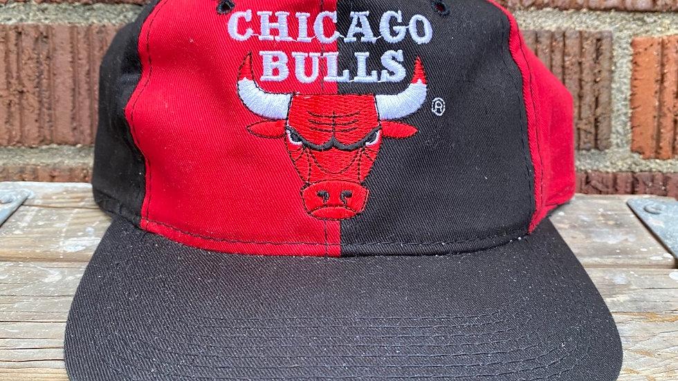 90's Bulls Snapback Hat