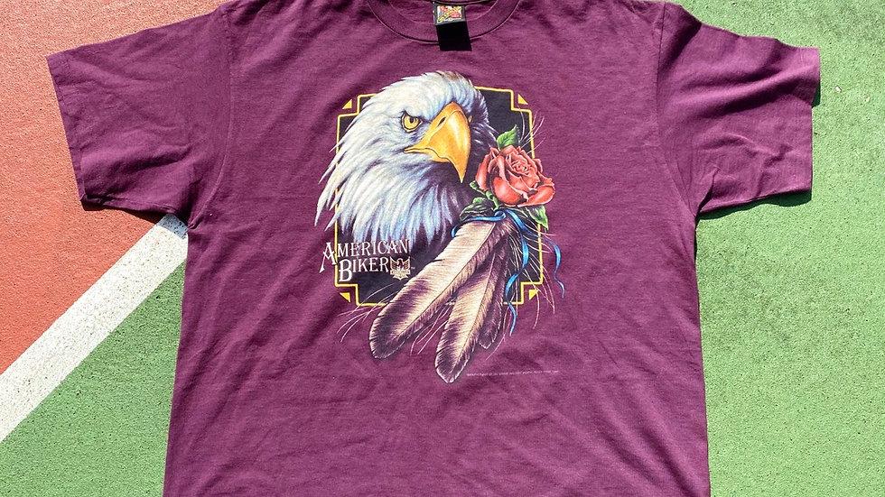 1992 Eagle 3D Emblem