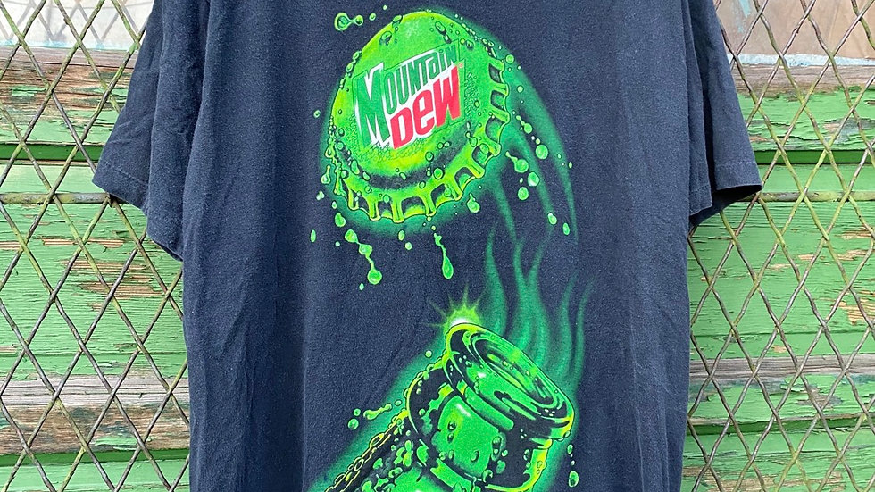 90's Mountain Dew Tee