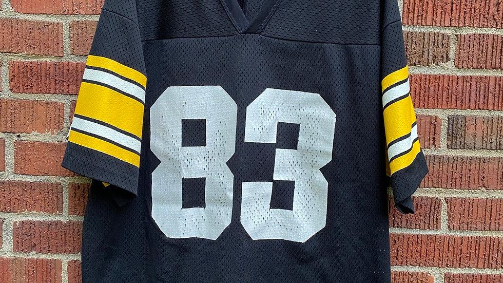 #83 Steelers Logo 7 Jersey