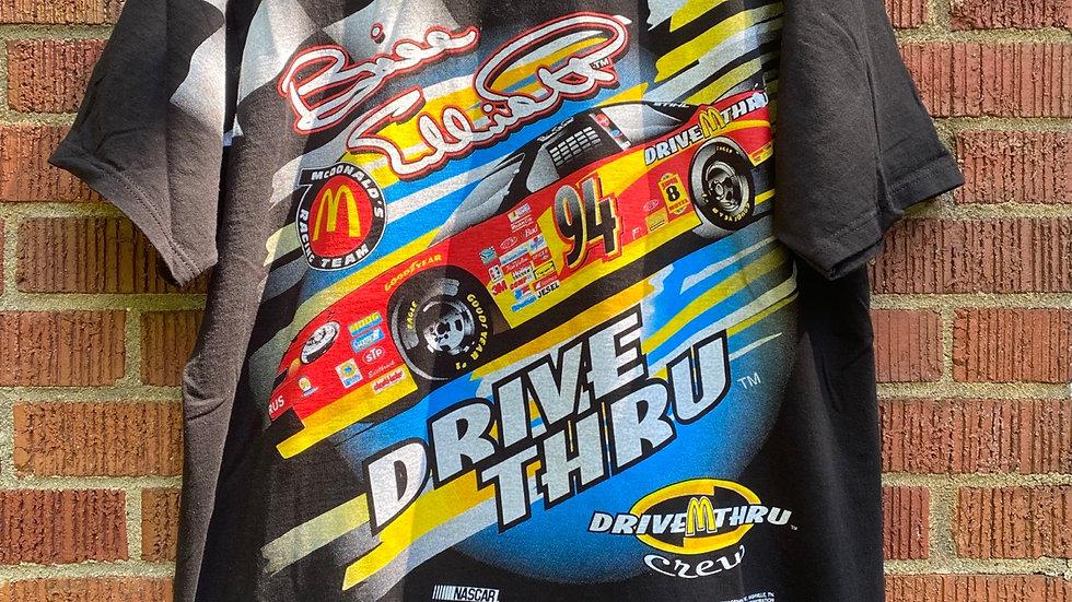 1999 Bill Elliot Drive Thru Tee