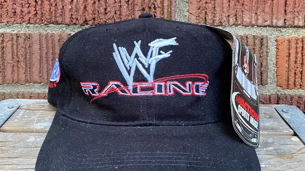 90'a WWF Racing Strapback Hat