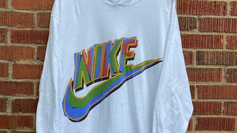 90's Just Do It Hoodie
