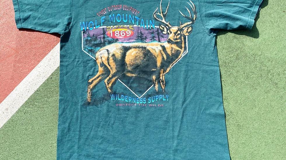 Wolf Mountain Wildlife Tee