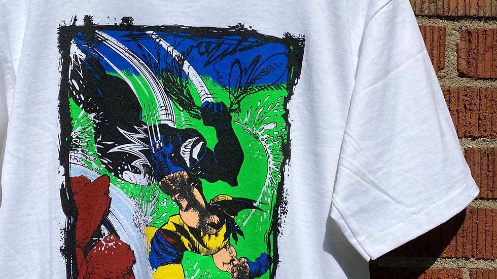 1993 Venom VS Wolverine