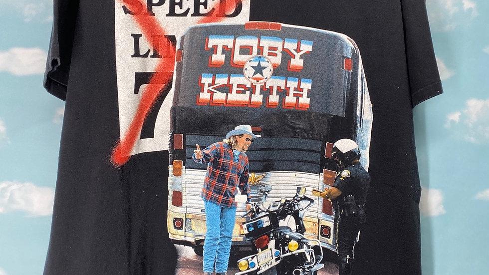 Toby Keith Tour Tee