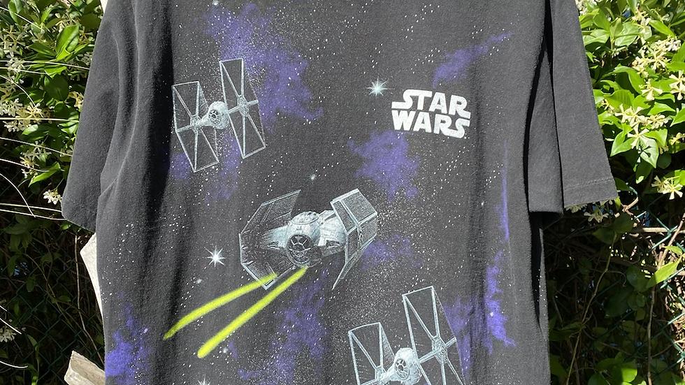 1995 Star Wars All Over Print Tee
