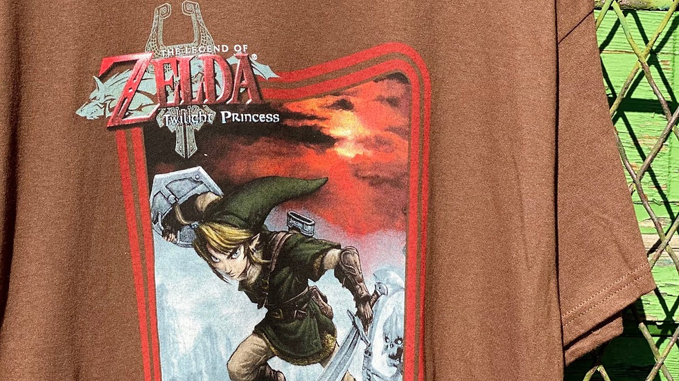 Zelda Twilight Princess Tee