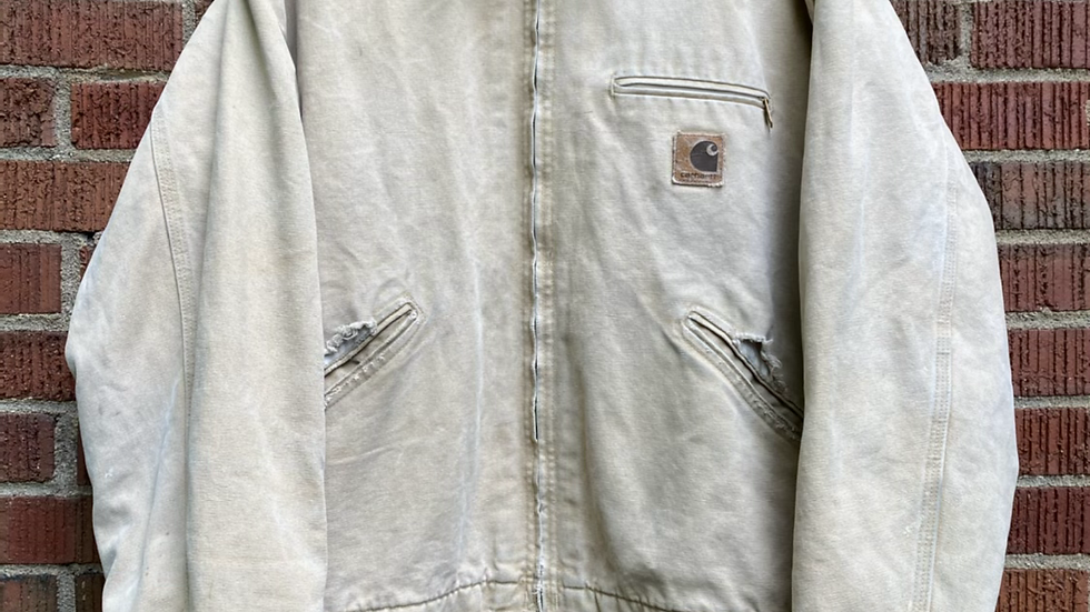 90's Union Made Carhartt Jacket