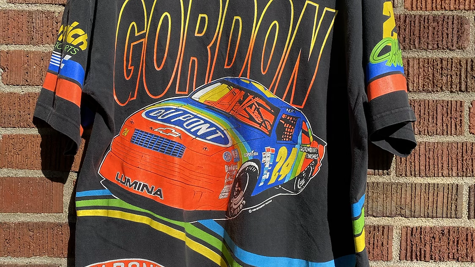 1993 Jeff Gordon All Over Print