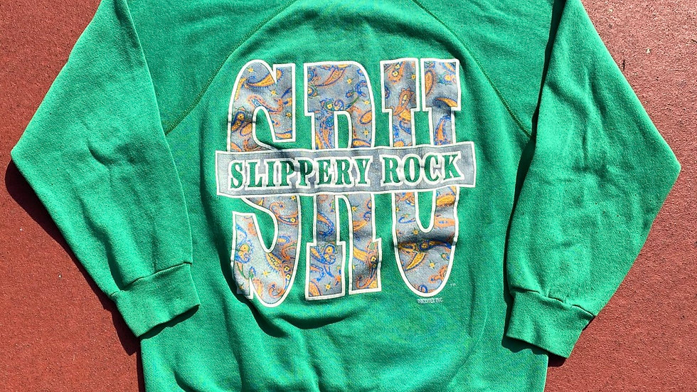 90's Slippery Rock Crewneck