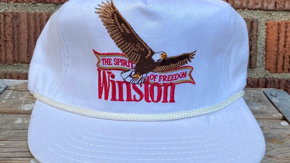 90's Winston Snapback