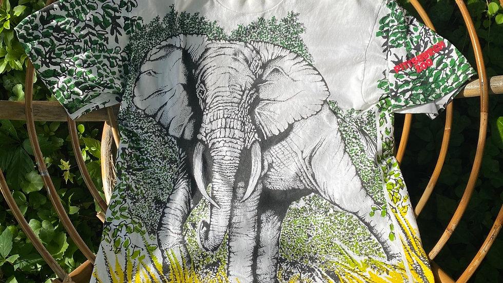 Pittsburgh Zoo Elephant Tee