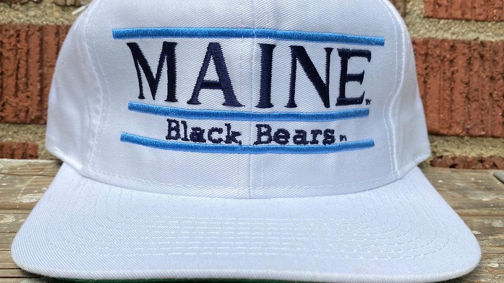 Maine Triple Bar Snapback