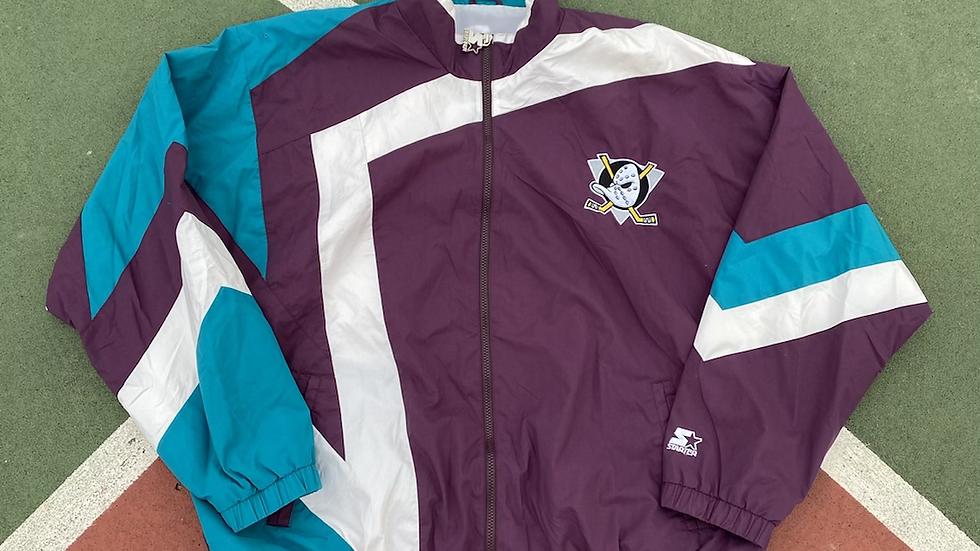 90's Mighty Ducks Starter Jacket