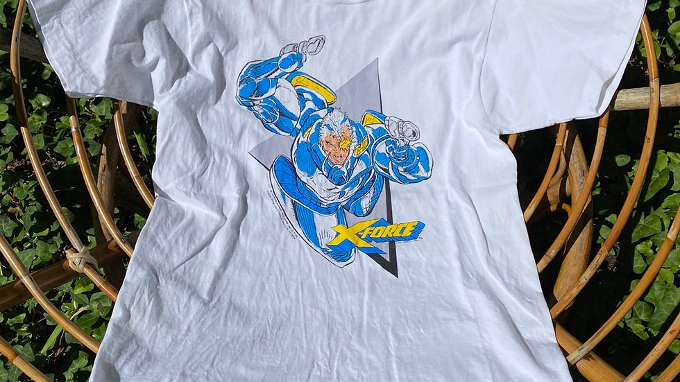 1991 Cable X-Force Tee